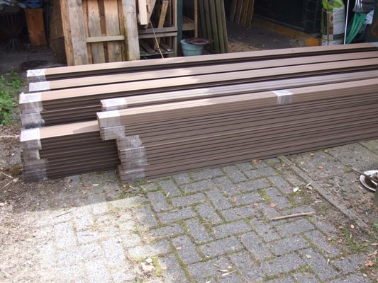 How to vijver for Vijver afwerking hout